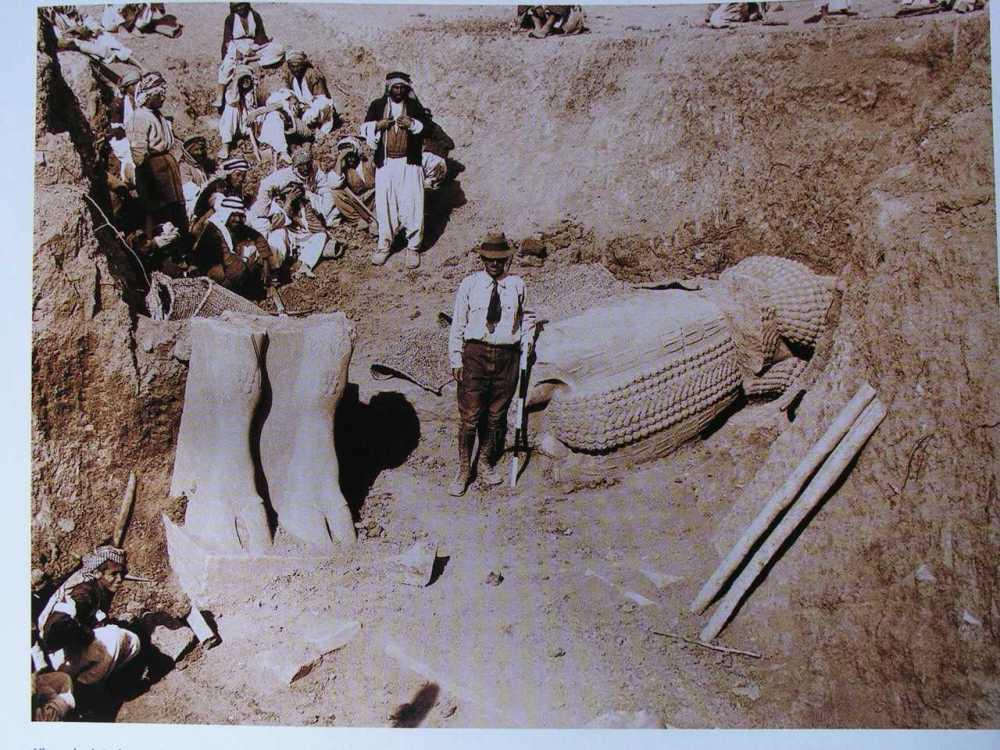 Ön Asya da yapılan ilk Arkeolojik Kazılar (Tahribat ve Talanlar) (2/6)