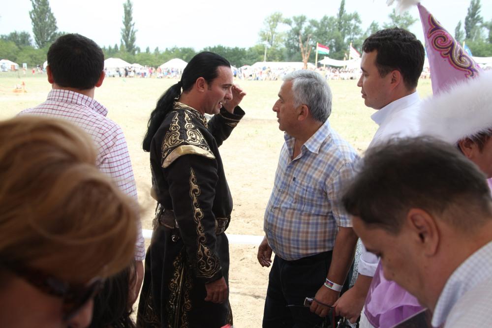Turan Kurultay Çekimleri - Macaristan 2012 (6/6)