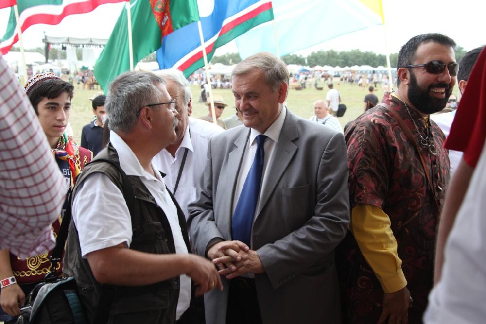 Turan Kurultay Çekimleri - Macaristan 2012 (5/6)