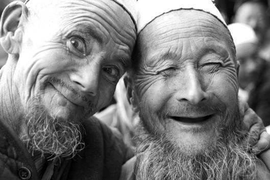 uygur yaşlıları
