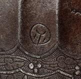 15yy osmanlı kayı çelik altın ve gümüş karışımlı